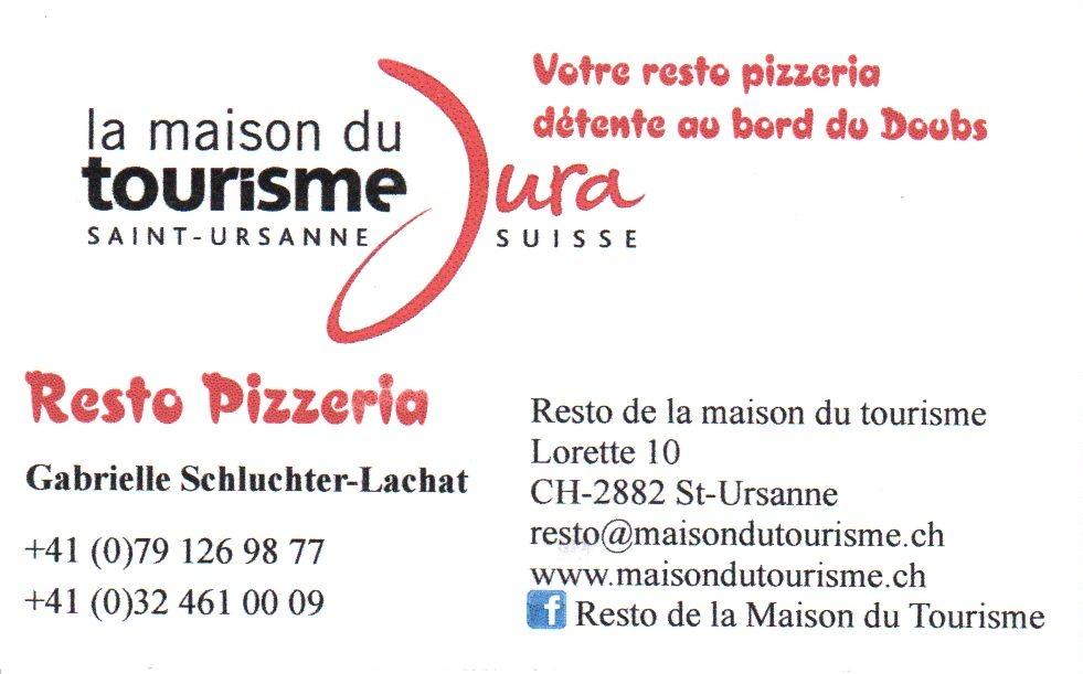 Restaurant Maison du Tourisme